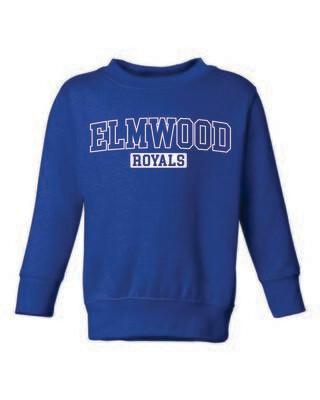 Elmwood- Toddler Crewneck