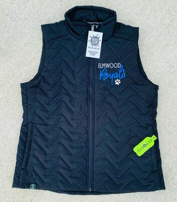 Elmwood-Ladies Embroidered Vest