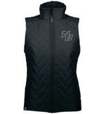 NB-Ladies Embroidered Vest