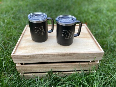 NB-Laser Engraved Coffee Cup Tumbler