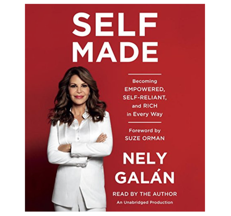 Self Made: Becoming Empowered, Self-Reliant, and Rich in Every Way Audio CD – (Audiobook, CD, Unabridged)
