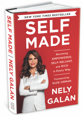 Self Made: Becoming Empowered, Self-Reliant, and Rich in Every Way - (Hardcover)