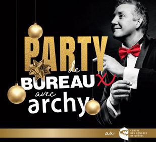 8 DÉC 2018 - Party de bureauX avec Archy - F2 = F1+2 verres de vin