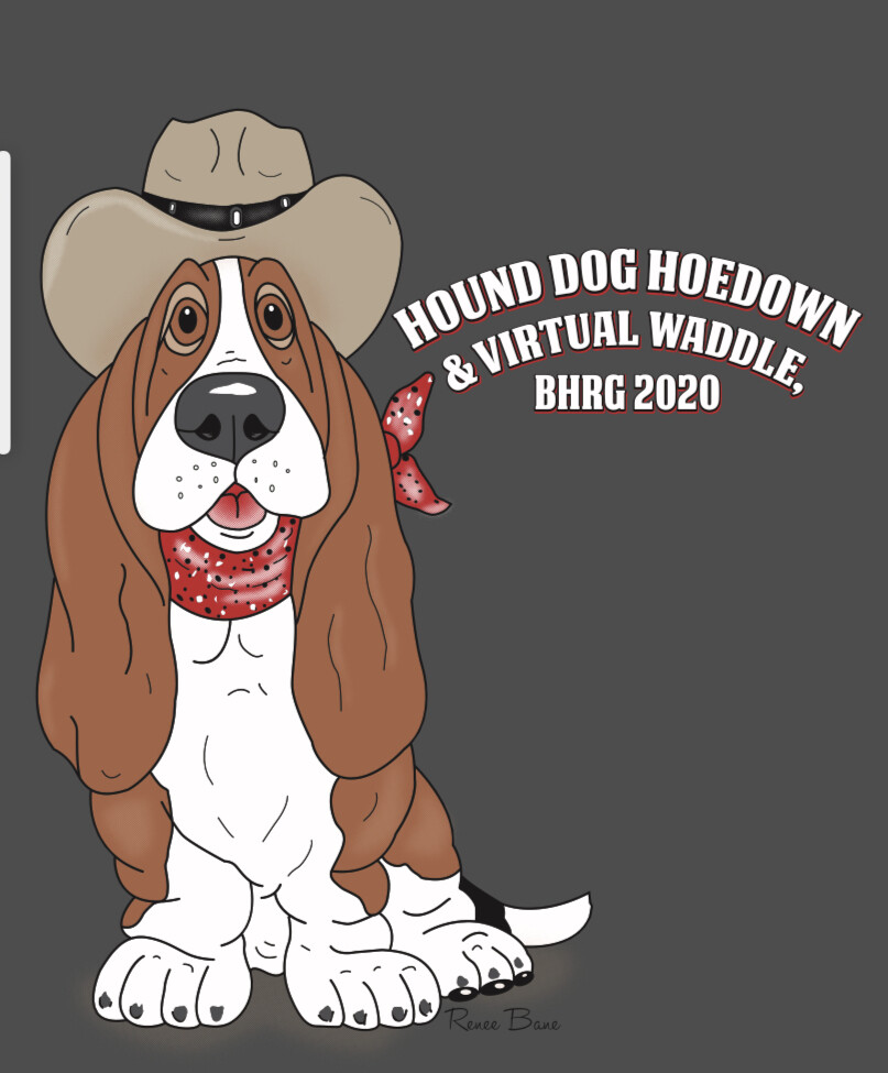 Register for Our Virtual Live Auction and Hound Dog Hoedown on October 3, 2020 on Zoom