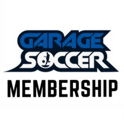Garage Soccer annual membership