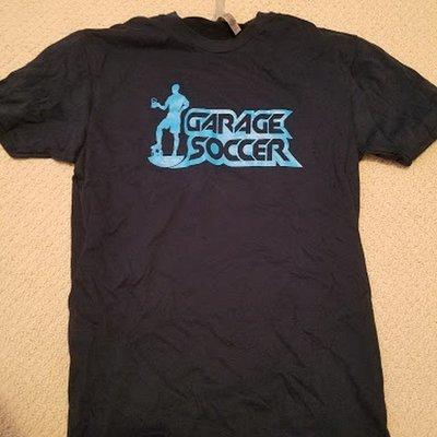 Garage Soccer T-Shirt (Classic)
