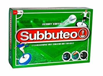 Subbuteo - Derby Edition