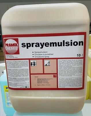Spray-Emulsion 10 l