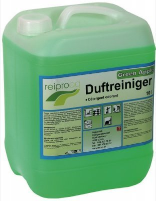 Duftreiniger Green Apple 10 l