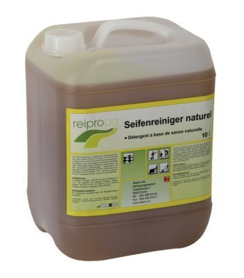 Seifenreiniger naturel 500 ml