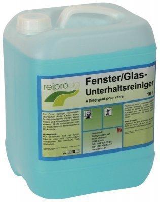 Fenster/Glas-Unterhaltsreiniger 10 l