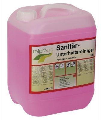 Sanitär-Unterhaltsreiniger 10 l