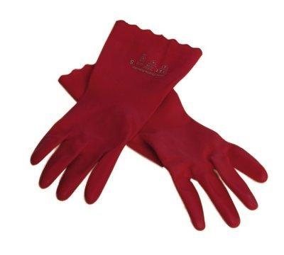 Handschuhe rot Robusta Grösse S