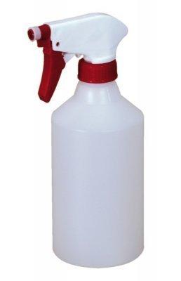Sprühflasche inkl. Sprühkopf 500 ml