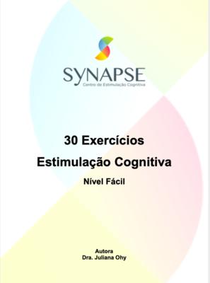 Apostila 30 Exercícios de Estimulação Cognitiva - Nível Fácil - PDF