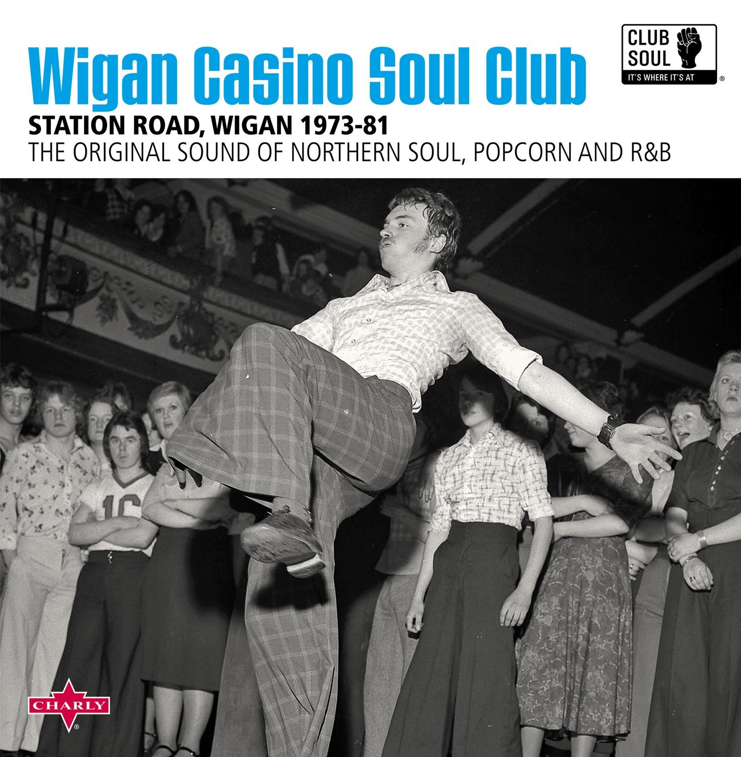 WIGAN CASINO SOUL CLUB (LP)