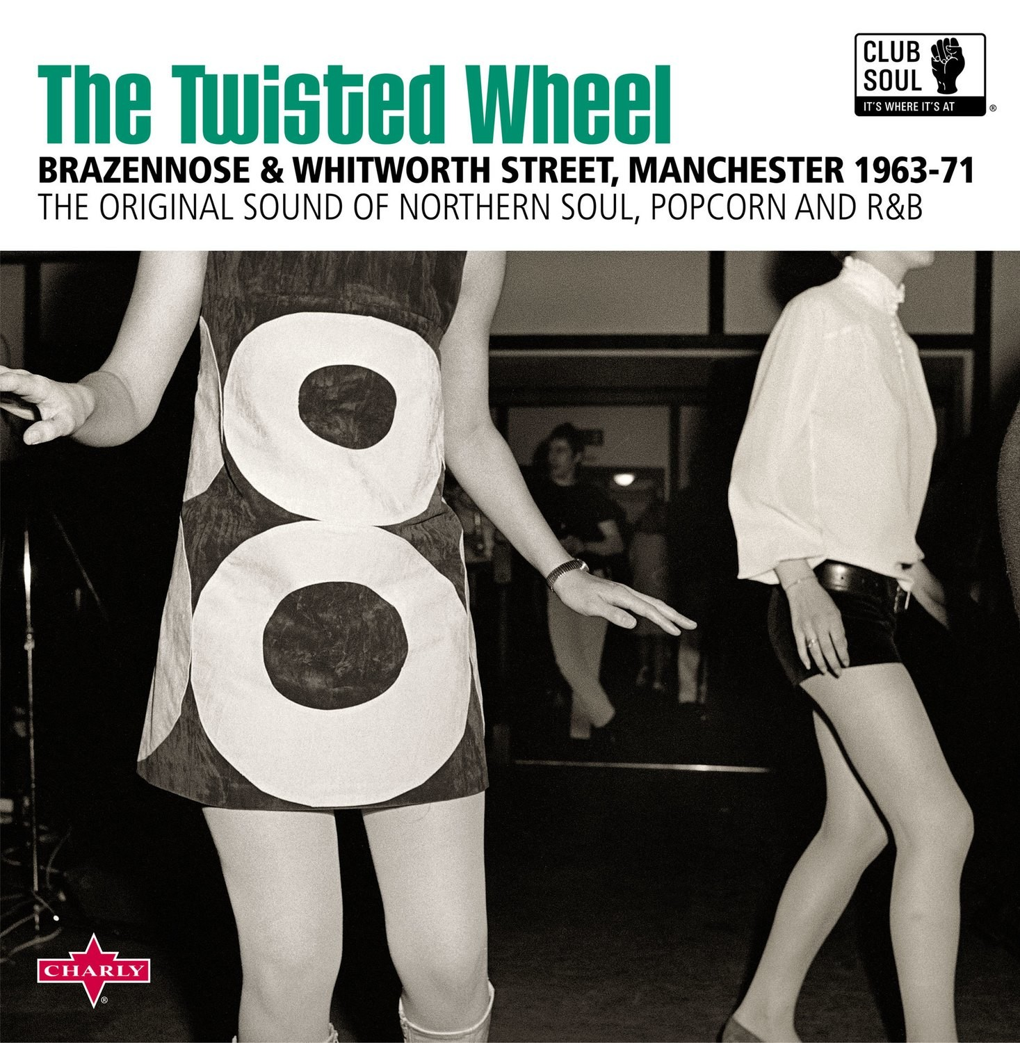 THE TWISTED WHEEL (LP)