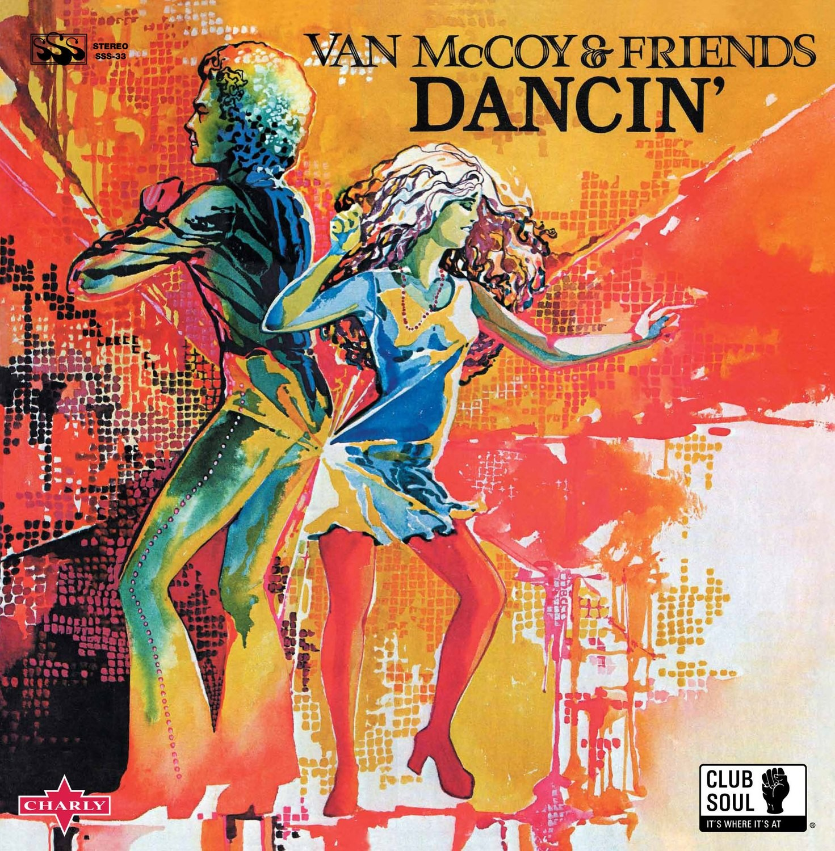 VAN McCOY & FRIENDS - DANCIN' (LP)