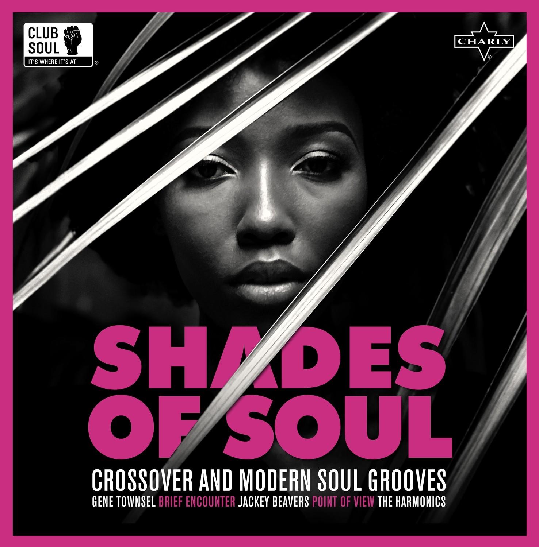 SHADES OF SOUL (LP)