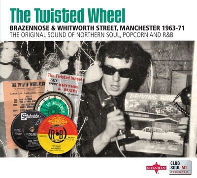 THE TWISTED WHEEL (CD)