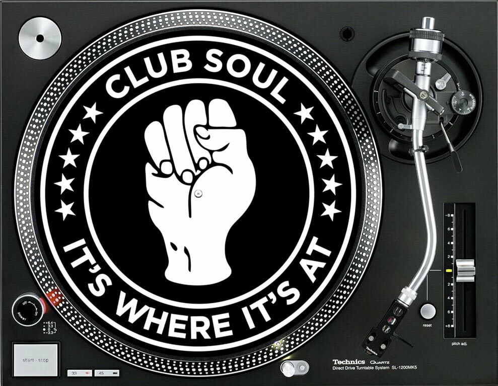 CLUB SOUL SLIPMAT