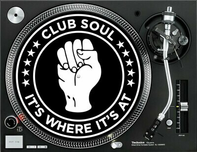 CLUB SOUL SLIPMAT