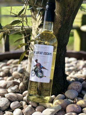 """THE GREAT ESCAPE"" - WHITE WINE - CHARDONNAY"