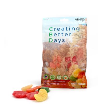 CBD Gummy Mixed Fruit - 300mg