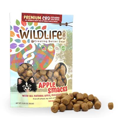 CBD Apple Smacks Organic Treats