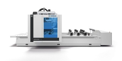 HOMAG Industrial CNC Routers