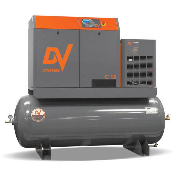 Champion Rotary Screw Air Compressors