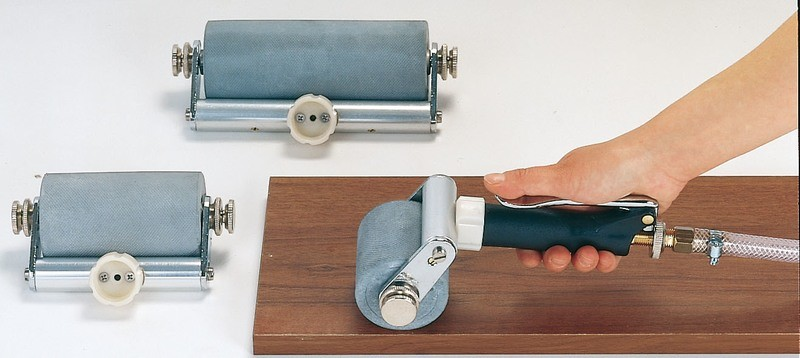Nozzle - Rubber Roller for PVA Gluing