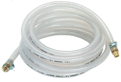 Nylon Hose with Fittings - 3 Meters