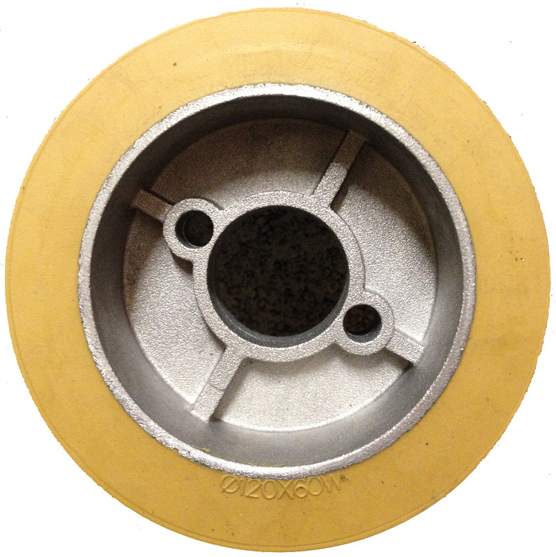 Rubber Feeder Wheels φ4-3/4