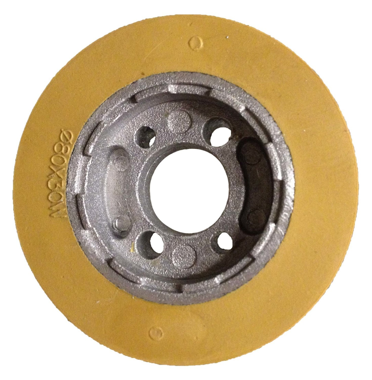 "φ3-1/8"" Rubber Feeder Wheels"