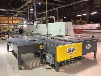 Edgebander Return Conveyors - Taylor