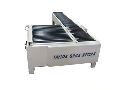 Rip Saw Return Conveyors - Taylor