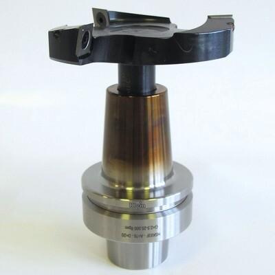 Heat Shrink-Fit Spoilboard Cutter - HSK63F