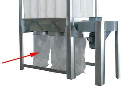 Nederman Dust Collection Bags - 32
