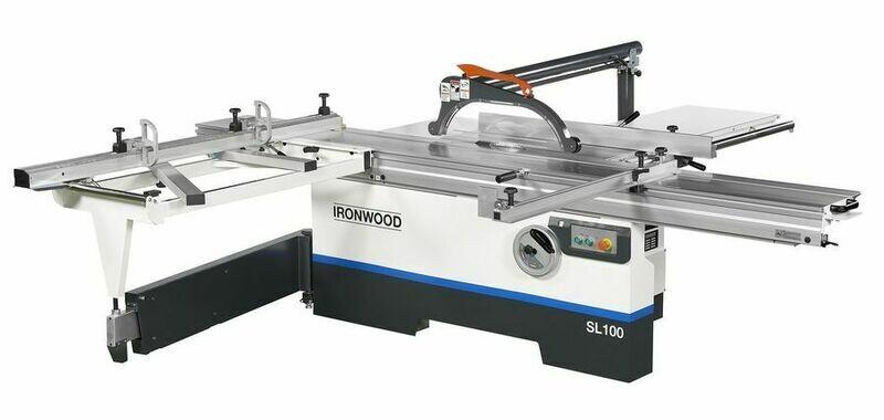 Ironwood SL100 Sliding Table Saw
