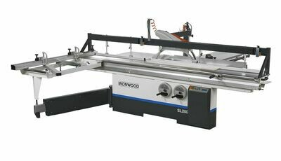 Ironwood SL200 Sliding Table Saw