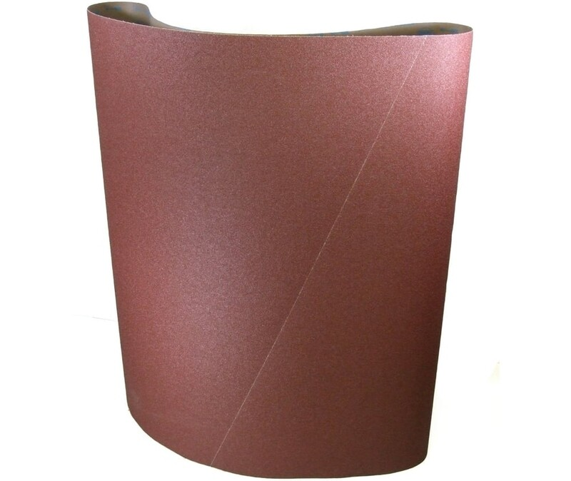 SIA 43x75 80 Grit Cloth Red Sanding Belt (Box of 3)