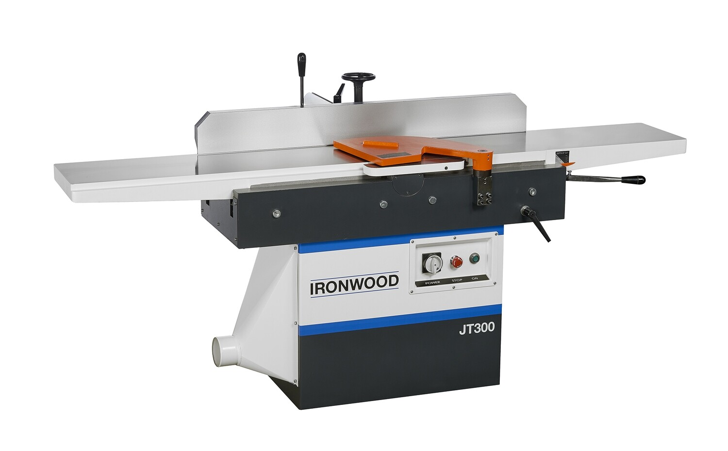 "Ironwood 12 & 16"" Jointers - JT 300/400"