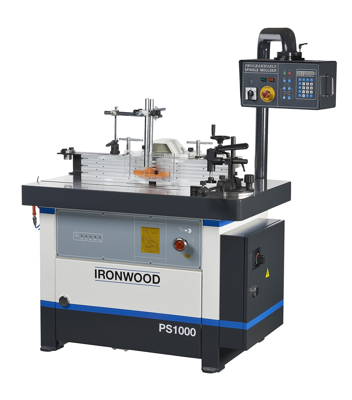 Ironwood 10 HP Programmable Shaper