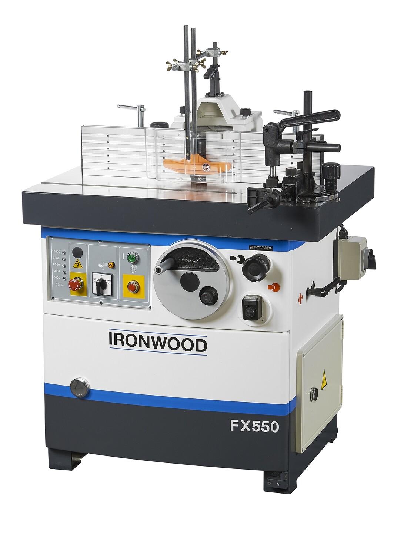 Ironwood 5.5 HP Shaper