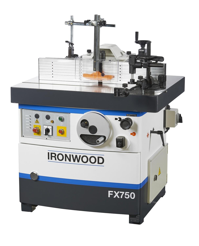 Ironwood 7.5 HP Shaper