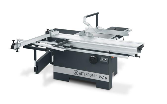 Altendorf WA 6 Sliding Table Saw