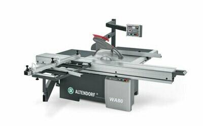Altendorf WA 80 Sliding Table Saw