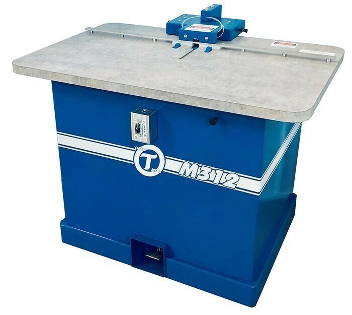 Circle T Drawer Box Notcher