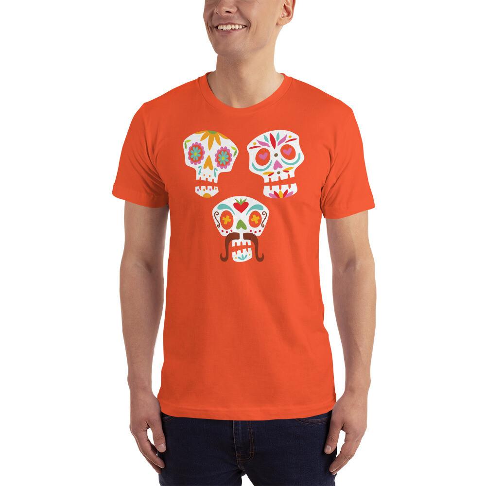 3 Calacas, Men's T-Shirt